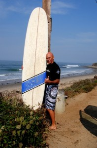 Alan Jansson, Japanese Acupuncture Specialist, 4th July at Malibu